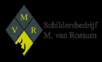 Schildersbedrijf M. van Rossum Logo